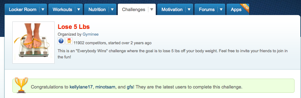 Customized Fitness on DailyBurn - Gamification Co