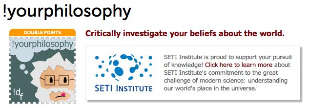 SETI supports inquisitive minds