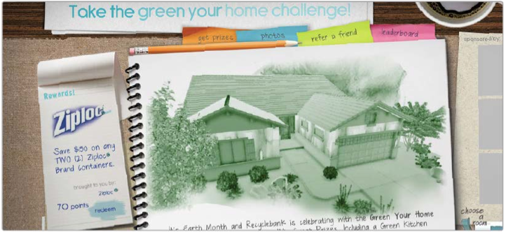 Green Your Home Challenge