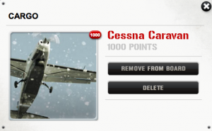 Ice Pilots cargo