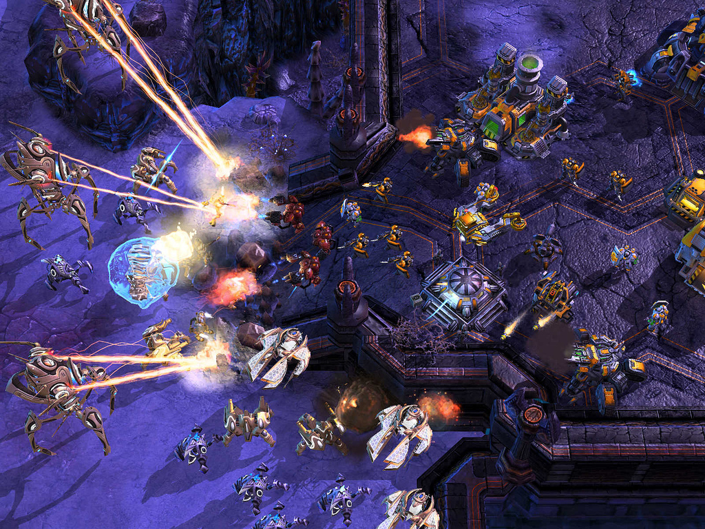 Schools Are Using Starcraft 2 As Serious Teaching Tools