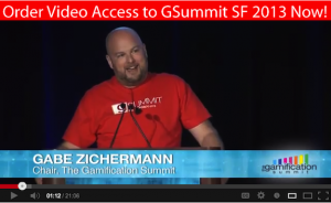 GSummit SF 2013 Slides - Gamification Co