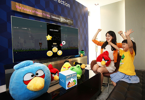 angry birds yay