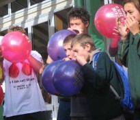 Asthma Balloon Day - cc flickr user katikaticollege